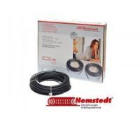 Тонкий нагрівальний кабель Hemstedt DR 96м 1200Вт