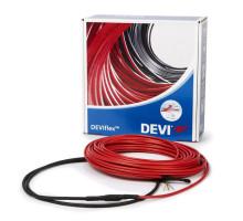 Нагрівалний кабель DEVIflex 18T 130Вт 7м купити за найкращою ціною. Доставка. Монтаж. Гарантія. Купить электрический теплый пол в Киеве. Теплые полы цена. Купить  Тепла підлога Devi цена