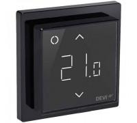 Терморегулятор DEVIreg Smart black  Wi-Fi