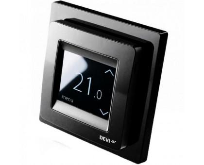 Купить Терморегулятор Devireg Touch Black в Киеве. Цена. Доставка. Украина