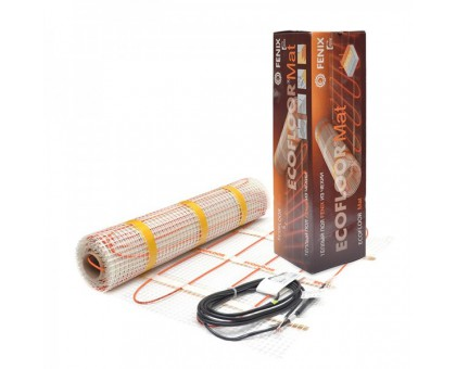 Нагревательный мат Fenix (Чехия) 1м.кв 160ВТ