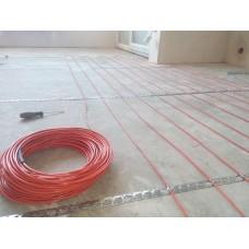 Безкоштовний монтаж теплої підлоги