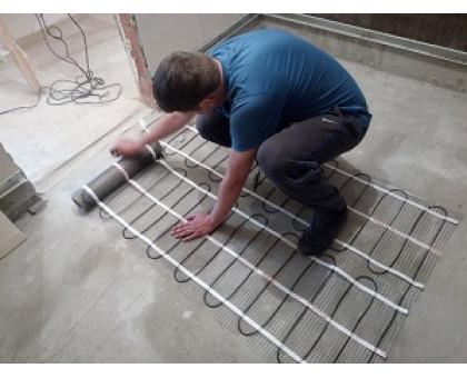 Купить Безкоштовний монтаж теплої підлоги в Киеве. Цена. Доставка. Украина
