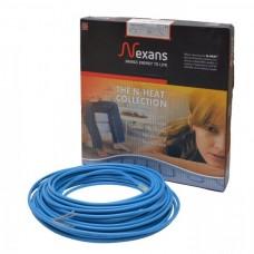 Двухжильний нагрівальний кабель Nexans TXLP/2R (15)