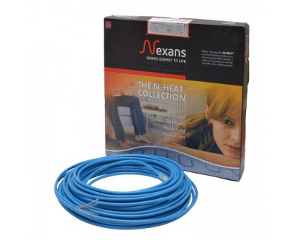 Купить Нагревательный кабель Nexans TXLP/2R 600Вт 35,2м в Киеве. Цена. Доставка. Украина