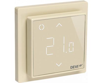 Купить Терморегулятор DEVIreg Smart Ivory Wi-Fi в Киеве. Цена. Доставка. Украина